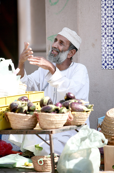 Nizwa souk, photo courtesy of Elite Tourism