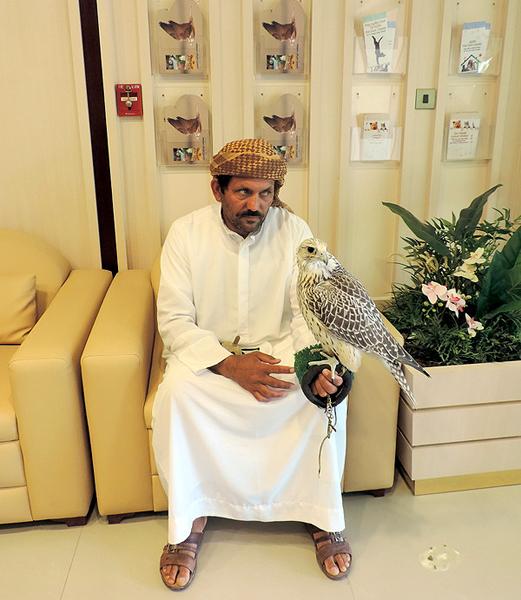 Abu Dhabi Falcon Hospital