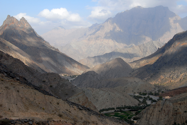 Jebel (Mount) Shams