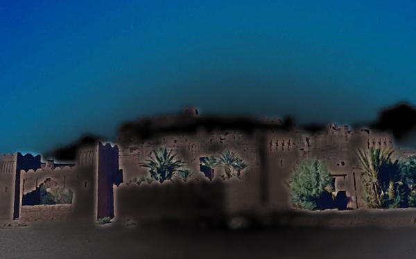 Ait Ben Haddou kasbah near Ouarzazate