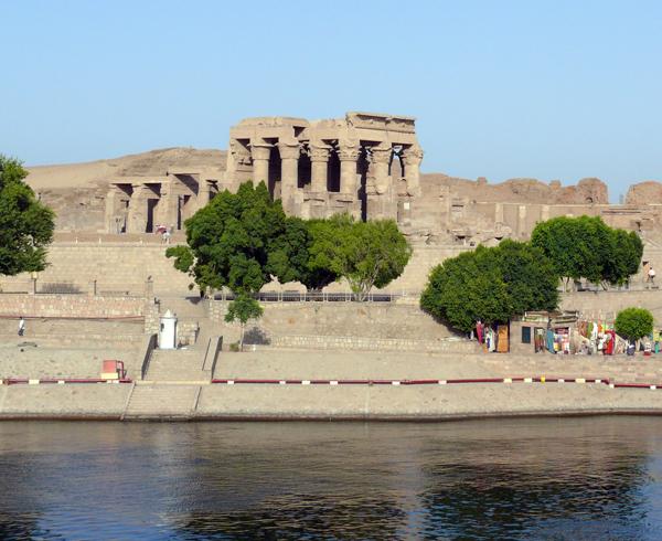 Temple of Sobek and Horus, Kom Ombo, Egypt
