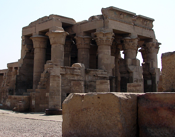 Temple of Sobek and Horus, Kom Ombo, Egypt