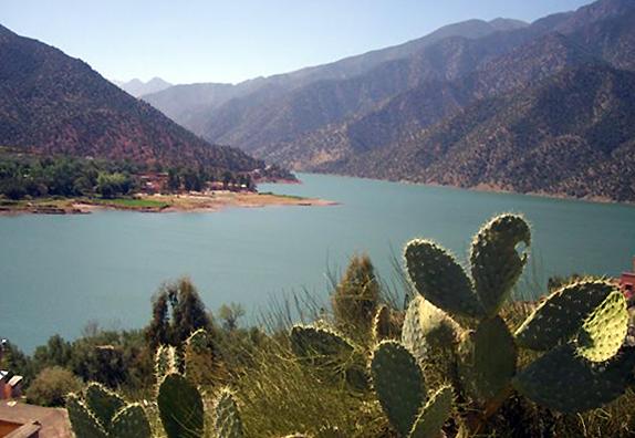 Ouirgane Lake