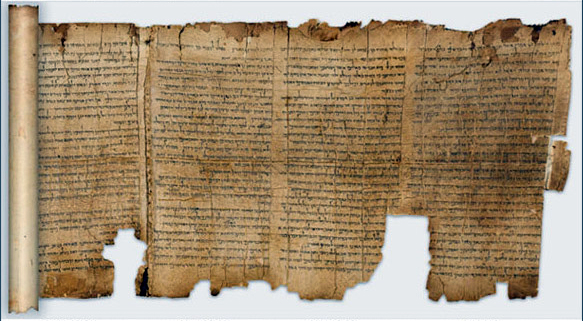 The Great Isaiah scroll was among the first of the Dead Sea Scrolls discovered in 1947. Of all the scrolls, it is the best preserved and most complete.