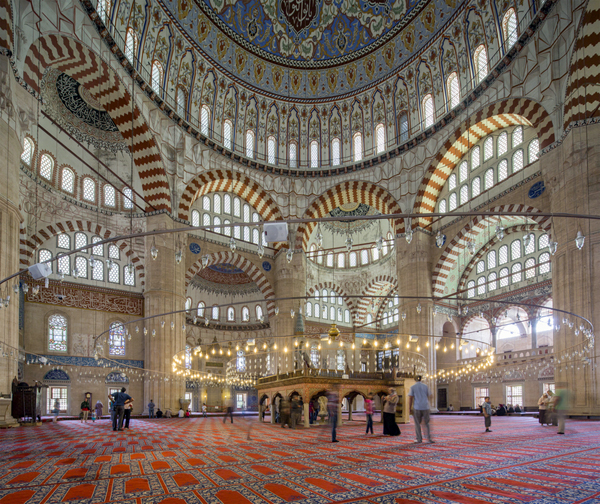 © Nexus7 - Selimiye Mosque Interior Photo