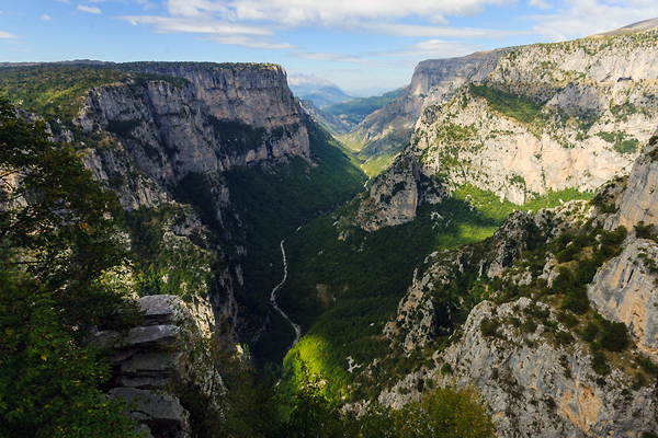 Vikos Gorge, Epirus, Greece