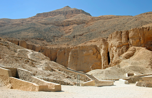 Valley of the Kings, Luxor, Egypt