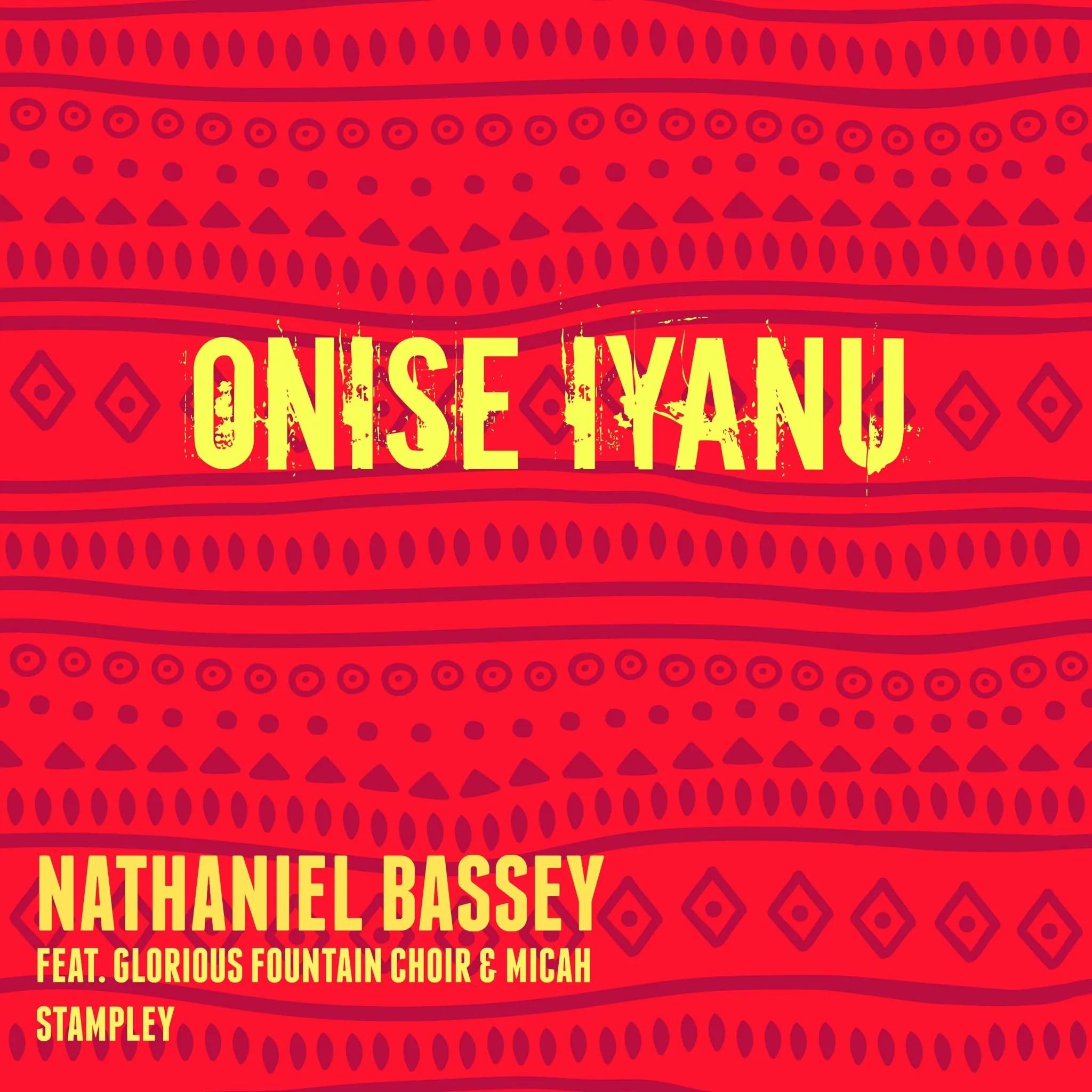 Chords Nathaniel Bassey Onise Iyanu Chord Progression On Guitar