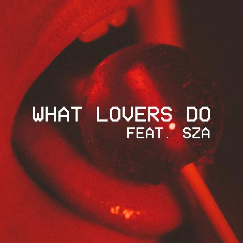 CHORDS: Maroon 5 ft SZA- What Lovers Do Chord Progression on Piano, Guitar and Keyboard