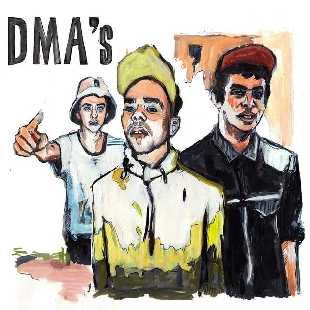 UKULELE: DMA's – In the Air Ukulele Chord Progression & Tab.