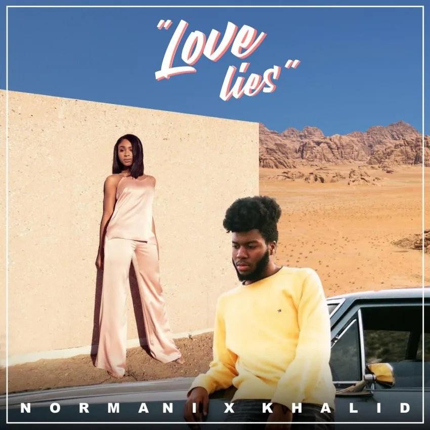 CHORDS: Khalid – Love and Lies Chord Progression on Piano, Guitar and Keyboard.