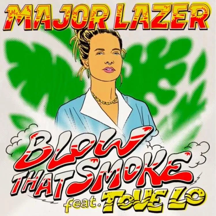 CHORDS: Major Lazer ft Tove Lo – Blow that Smoke Piano & Ukulele Chord Progression and Tab