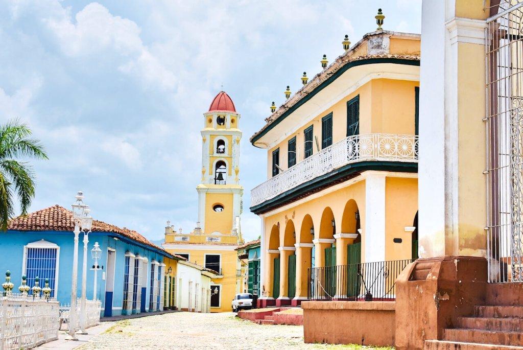 Trinidad Old City of Cuba