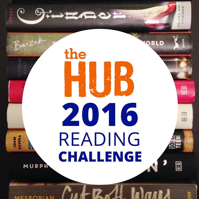 the hub 2016 reading challenge