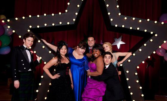 Glee Season 2 YAM Magazine