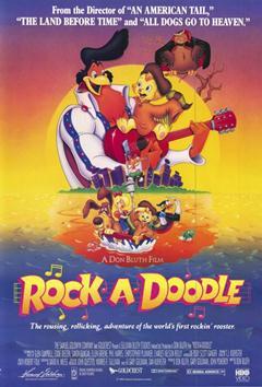 Rock A Doodle YAM Magazine