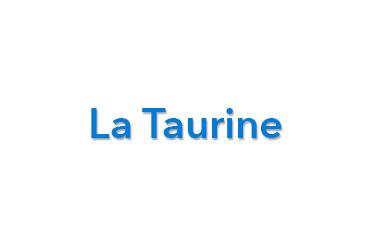 la-taurine