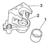 Yamaha YZF-R125 Service Manual: Checking the rear brake