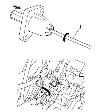Yamaha YZF-R125 Service Manual: Installing the cylinder