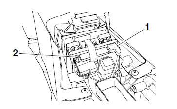 Yamaha YZF-R125 Service Manual: Checking and charging the