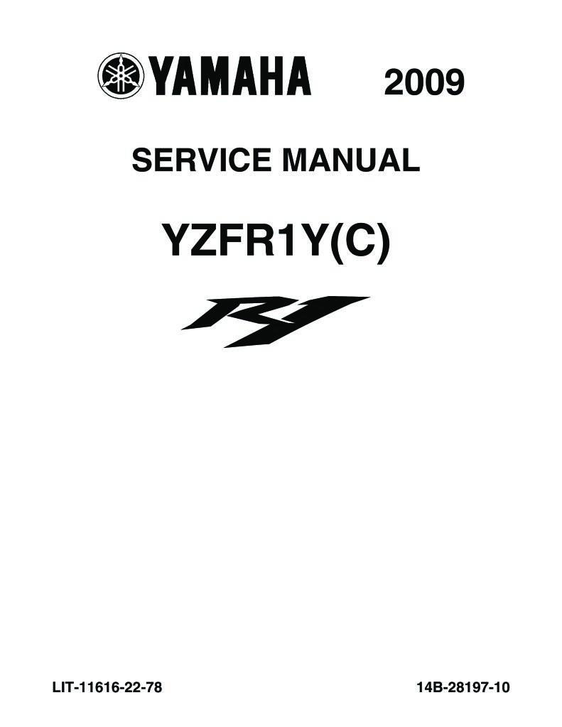 yamaha yzfr1yc 2009 service manual.pdf (28.5 MB)