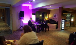 James Sargeant & Howard Beaumont: Late Bar (Friday)