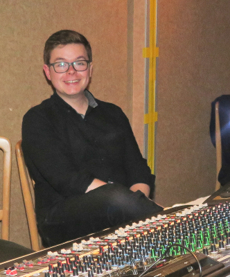Ian House: Sound engineer