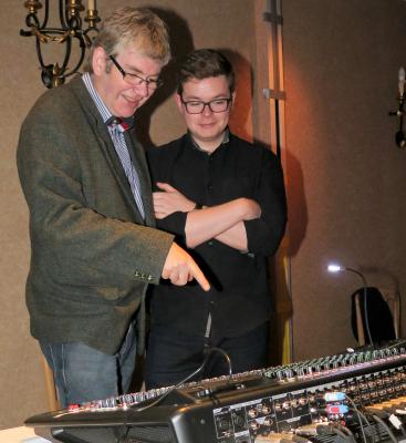 Richard Bower & Ian House: The ill-fated mixer