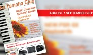 Yamaha Club Magazine: August/September 2019