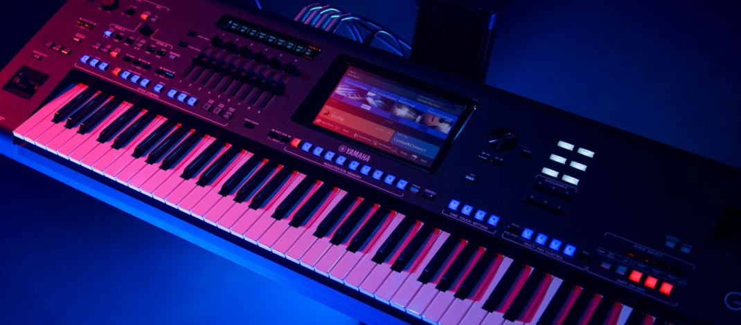 Yamaha Genos v2.0 Firmware Update Released