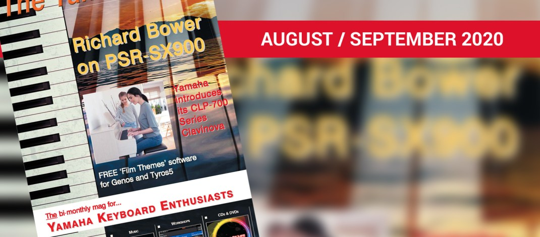 Yamaha Club Magazine: August / September 2020