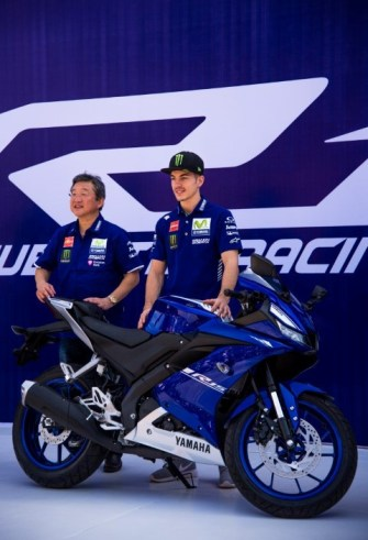 yamaha new r15