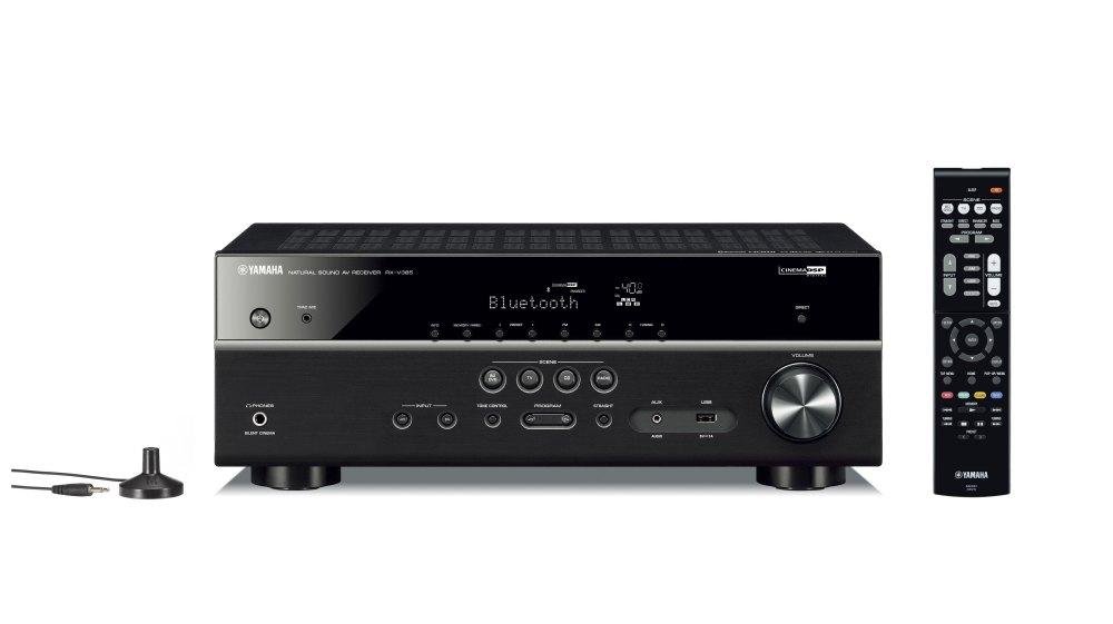 medium resolution of rx v385 5 1 channel 4k av receiver
