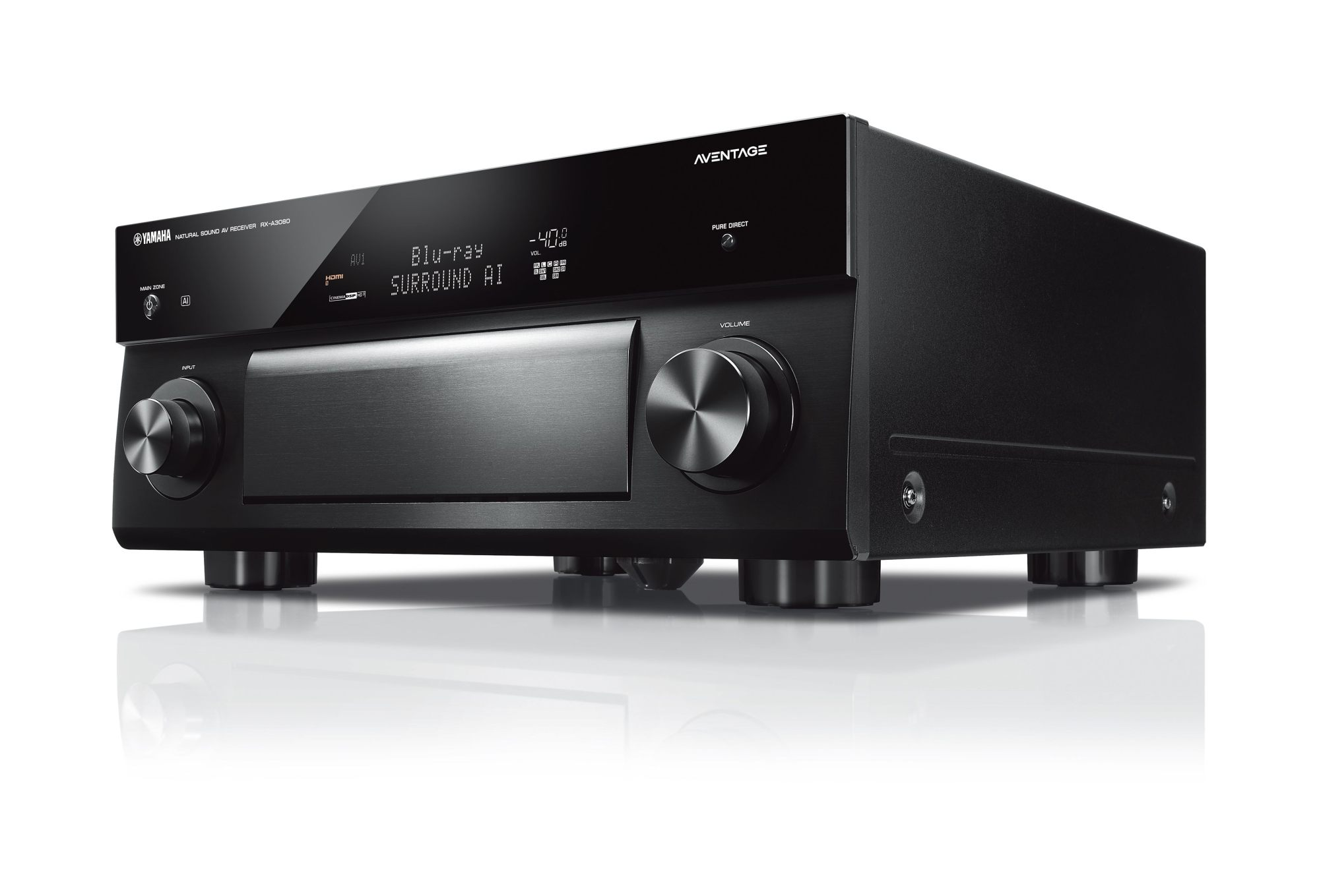 hight resolution of rx a3080 aventage 9 2 channel av receiver with musiccast