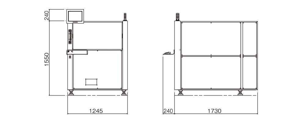 Standard model MR262|Electronic Circuit Board Testing