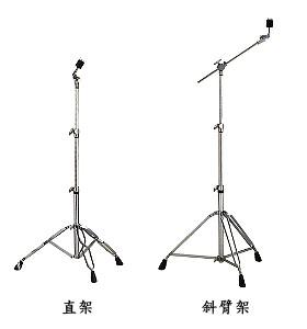 YAMAHA 山葉樂器 爵士鼓 爵士鼓手冊 爵士鼓組件名稱與功能:銅鈸, 鼓架, 附件等