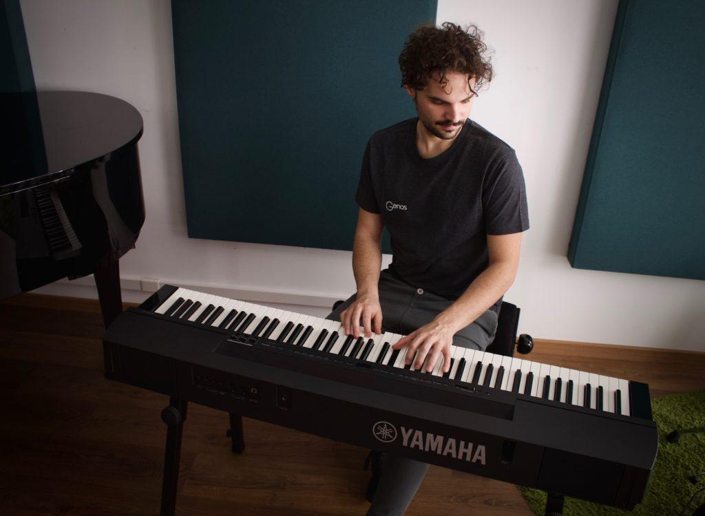 Seby Burgio - Yamaha