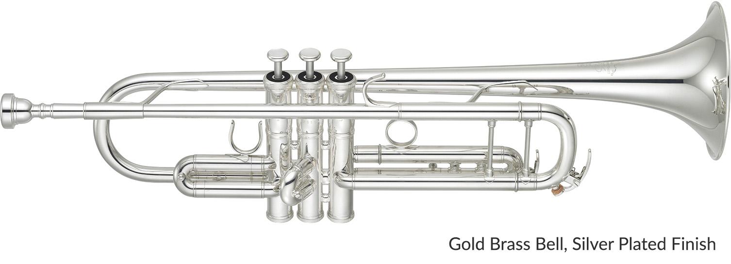 Yamaha YTR-8335 Mk II Custom Xeno Bb Trumpet, In Various