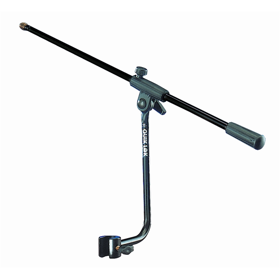 Quiklok A107 Clamp On Boom Arm for microphone stands