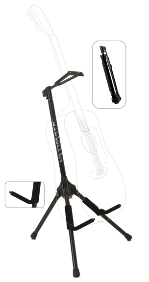 Ultimate Support GS200 Fold Up Guitar Stand suitable for