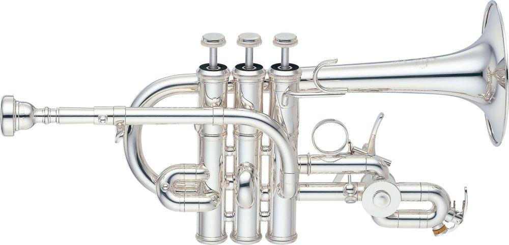 Yamaha YTR-9825 Bb/A Piccolo Trumpet Custom Series model