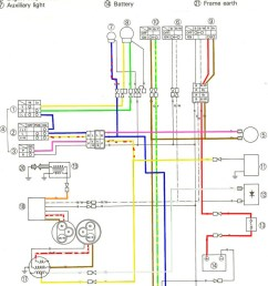 yamaha ty 250 mono electricit rh yamahaty com yamaha timberwolf 250 wiring diagram yamaha virago 250 [ 760 x 1219 Pixel ]