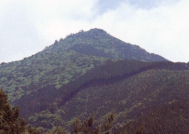 篠山 - ささやま:標高1,065m-中国・四国:南予山地 - Yamakei Online / 山と溪谷社