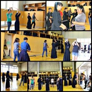 Iaido and Kendo