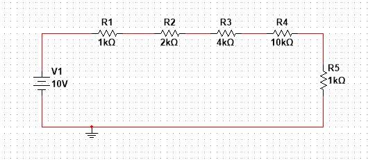 Series resistance block diagram