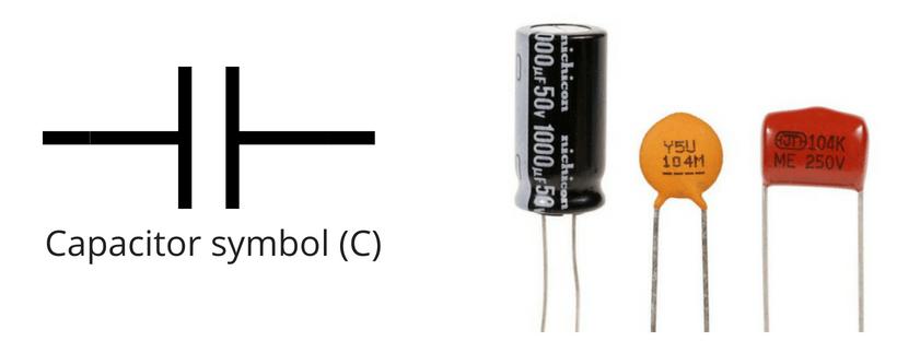 capacitors for basic electronics