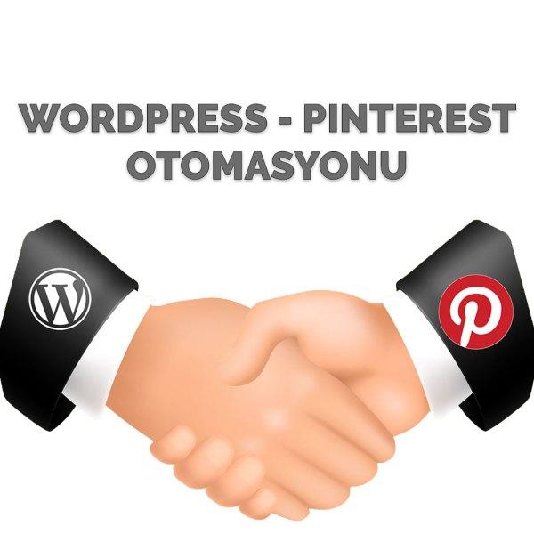 wordpress - pinterest otomasyonu