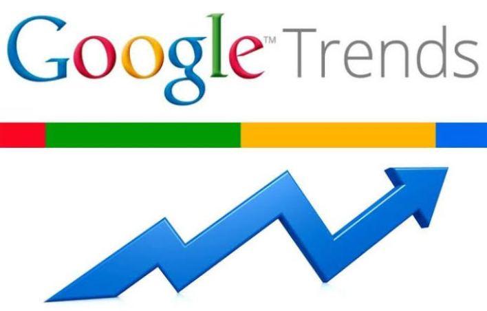 Google Trends anahtar kelime üretmek için en iyi kaynaktır.