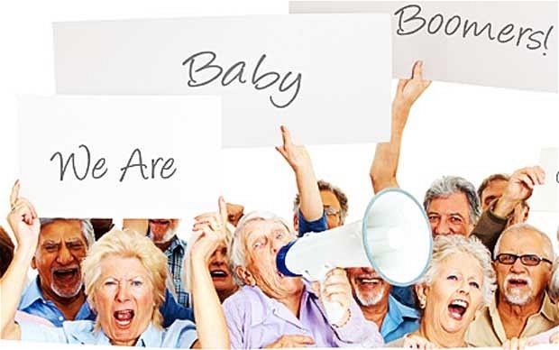 baby boomers - bebek bombardımanı kuşağı