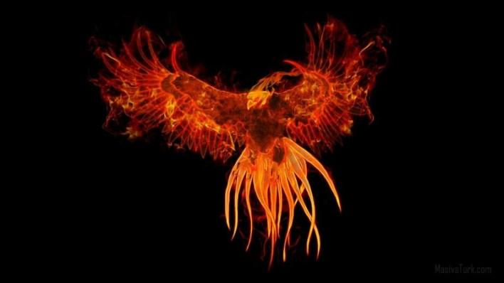 türk mitolojisi - Hüma kuşu